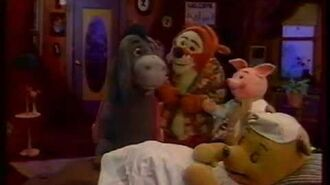 Winnie l'ourson - La dodo-partie - Vincent Perrot - Disney Channel