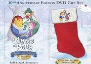 Winnie the Pooh - 10th Anniversary Seasons of Giving