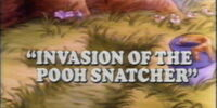 Invasion of the Pooh Snatcher
