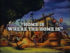 Home Is Where the Home Is