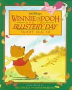 Winnie the Pooh and the Blustery Day book