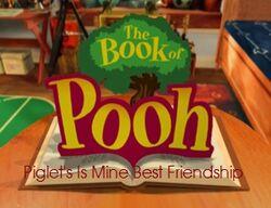 Piglet's Is Mine Best Friendship