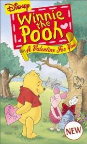 Pooh a valentine for you
