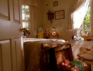 Winnie the Pooh - Christopher Robin's Room