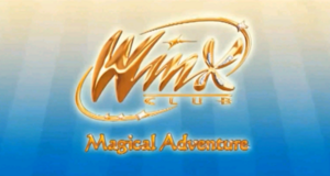 Winx Club 3D Magical Adventure Logo