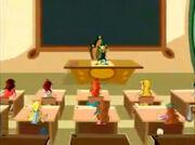Alfea classroom