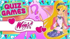 Winx Quiz - Guess The Character 7-0