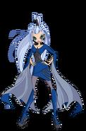 Icy Dark Witch