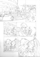 Pierdomenico Sirianni - Comic 28 Witch Love - 1