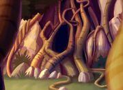 Sibylla's cave