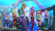 All Winx In Sirenix