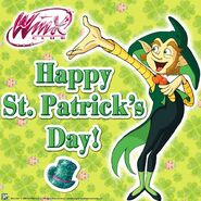Winx Club - Happy St. Patrick Day