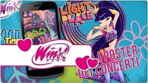 Winx Club - Rocks the World - App for iPhone, iPad and iPod touch