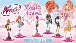 Winx Club - Scopriamo insieme le Winx Magic Travel!