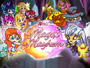 Winx - Magix Mayhem Intro