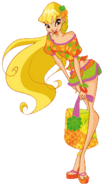 Outfits - Season 4 - Stella - Tutti Frutti