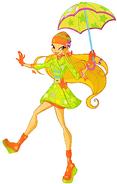 Outfits - Season 3 - Stella - Umbrella 2