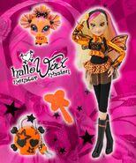 Hallowinx doll stella