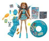 Mattel - Season 1 Bloom Doll