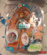 ASM Mattel Toy Fair 2005 Prototype Pixie Magic Bloom Doll