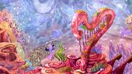 Ruby Reef Harp in melody