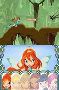 Winx Club Quest For The Codex ScreenShot 1