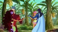 Banana Day Aisha and Nex Flora and Helia