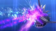 Blizzard + lightning bolt + dark spell 518 3