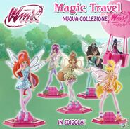 Winx Magic Travel - Winx Tynix