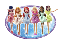 Winx Club - Fairy Miss Banner