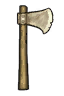 Weapons Dwarven axe