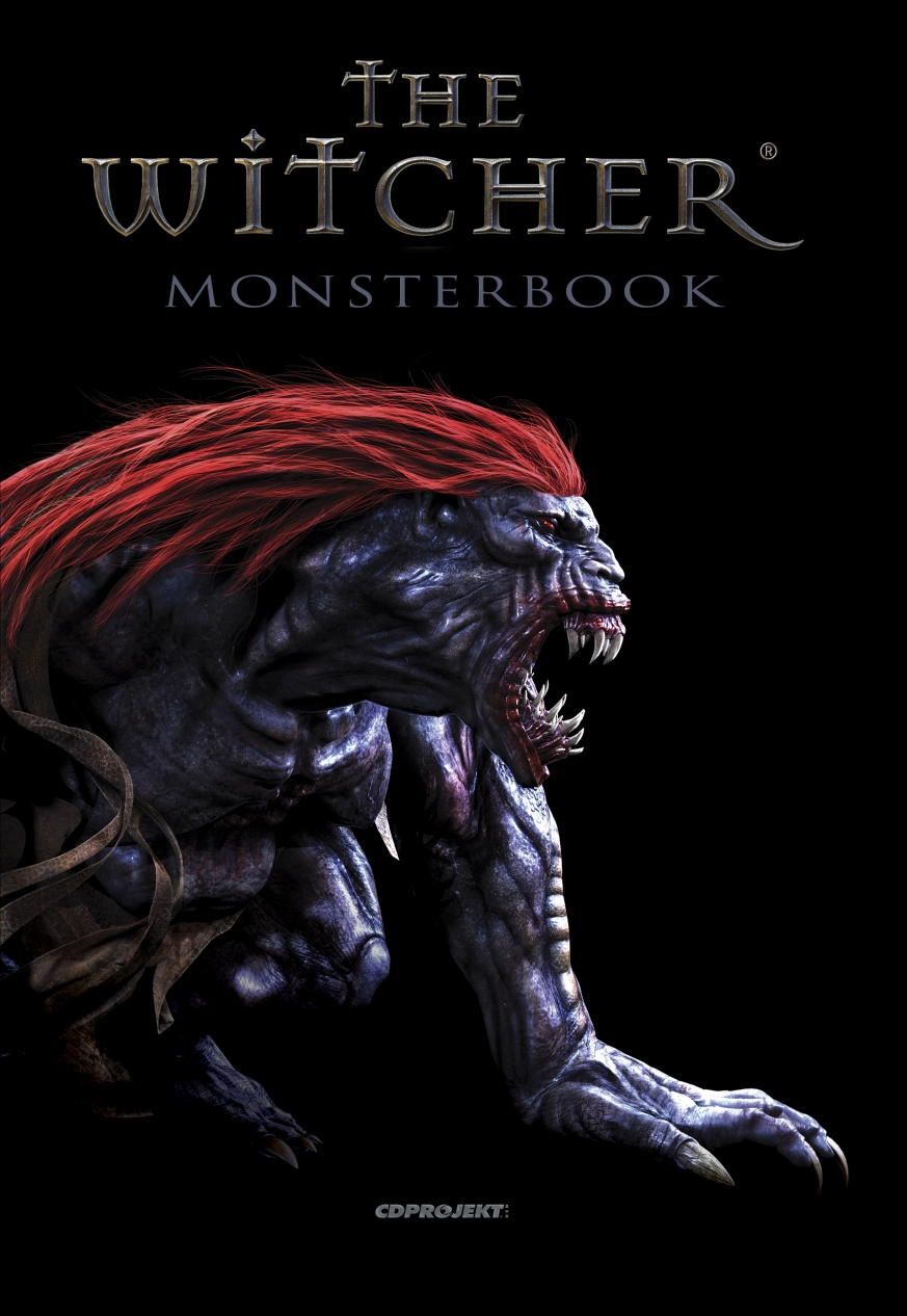 Witcher Book Cover Art : Monsterbook witcher wiki fandom powered by wikia