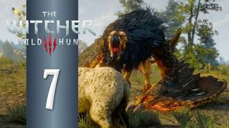 Royal Griffin - The Witcher 3 DEATH MARCH! Part 7 - Let's Play Hard-1