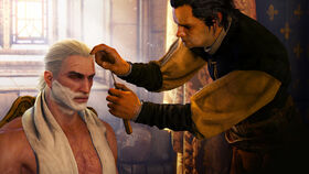 Tw3 beard and hairstyles dlc