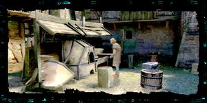 Trade Quarter blacksmith