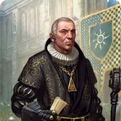 Shilard's Gwent card art