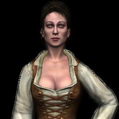 Peasant woman.