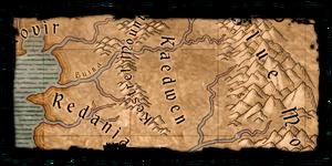 Places Kaedwen