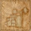 Map Foltests Castle