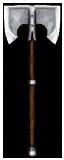 Weapons Mahakaman 2-handed axe