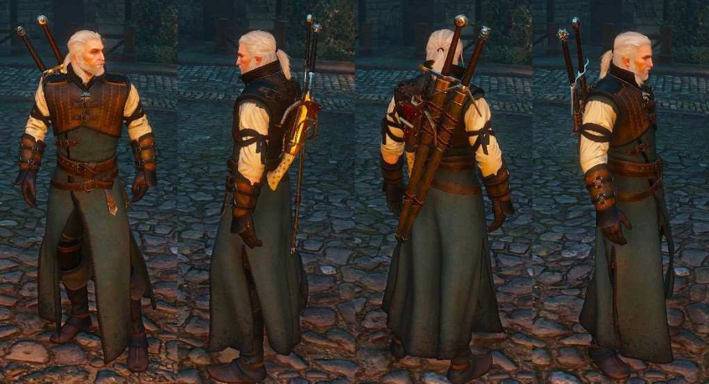 The Witcher  Enhanced Edition Best Build