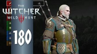Mastercrafted Griffin School Gear - The Witcher 3 DEATH MARCH! Part 180 - Let's Play Hard
