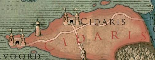 File:Cidaris - The Witcher 2.jpg