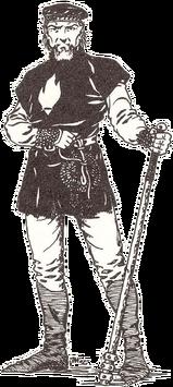 Chappelle's guardsman rpg