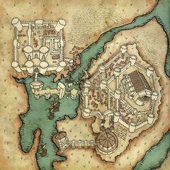 Карта замку