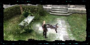 Scenes Geralt with dead GM