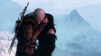 Geralt yen the last wish quest