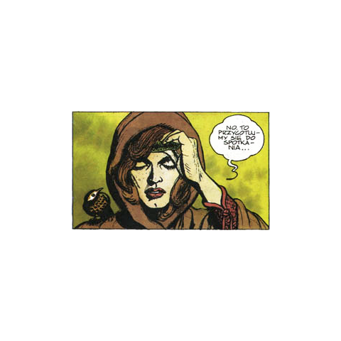 In comics