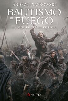 Baptism of Fire exclusive spanish cover
