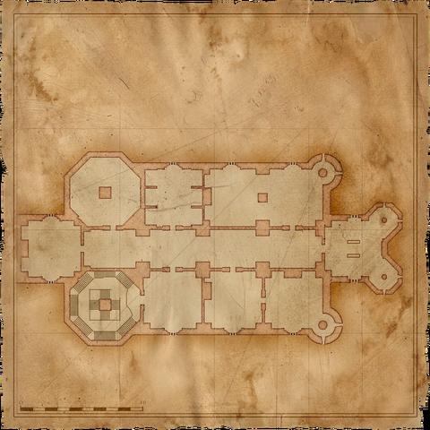 File:Map Kaer Morhen first floor.png